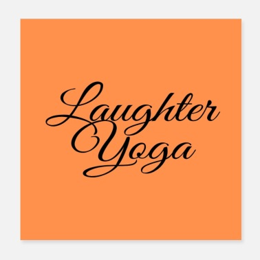 Laughter DI Collection- LAUGHTER YOGA - Poster