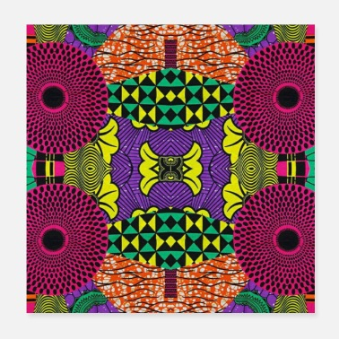 Graphic Art Modern graphic abstract arts - Poster