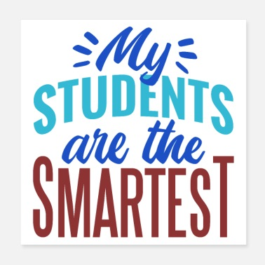 Students the smartest students - Poster