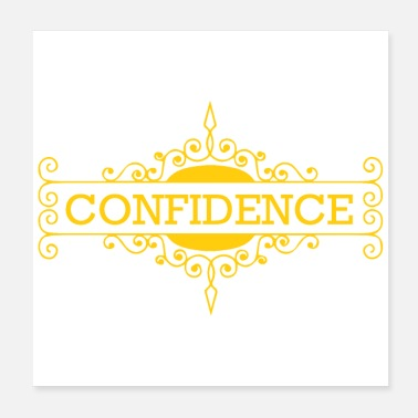 I Love Inspirational Quotes Confidence Funny Gift Idea - Poster