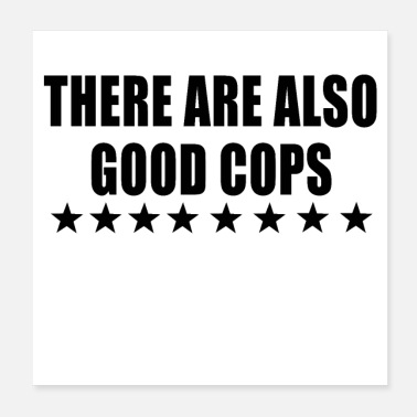 Cop There are also good cops - Poster