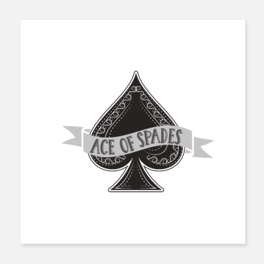 Casino Ace of Spades - Poster