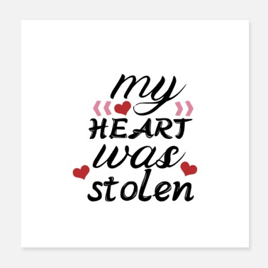 My Heart My heart - Poster