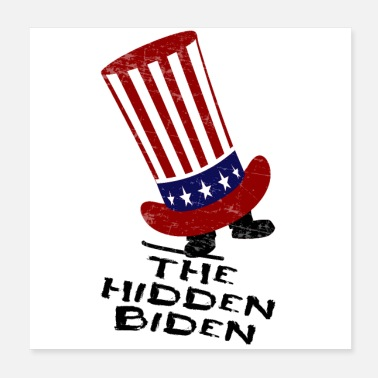Basement The Hidden Biden - Poster