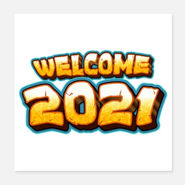 Welcome Welcome 2021 - Poster
