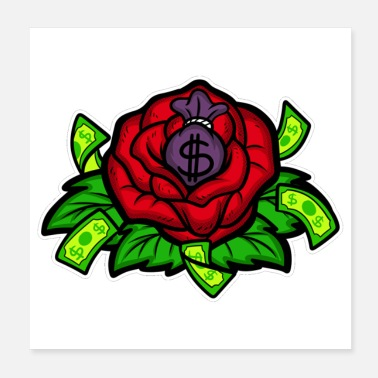 Private Rose money - Poster