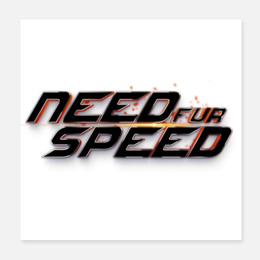 Need Need speed - Poster