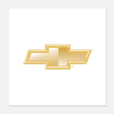 Chevrolet HOT SALE CARS LOGO - Poster