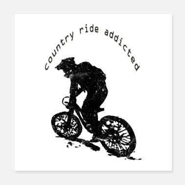 Ride-trip country ride - Poster