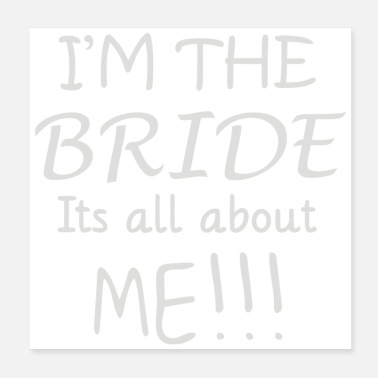 Bride Im The Bride - Poster