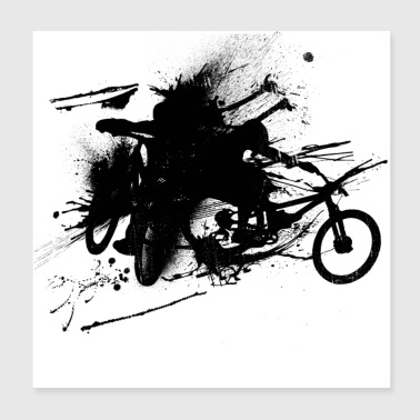 MTB Inks - Poster 8x8