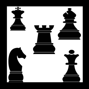 chess - Poster 8x8
