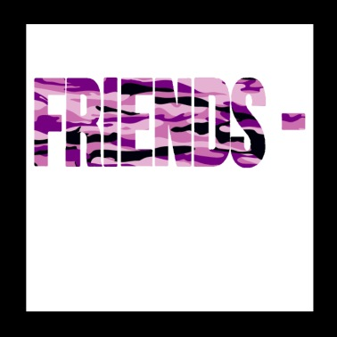 Friends - - Poster 8x8