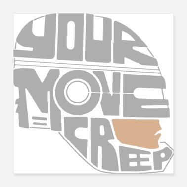 Movers Your Move Creep - Poster