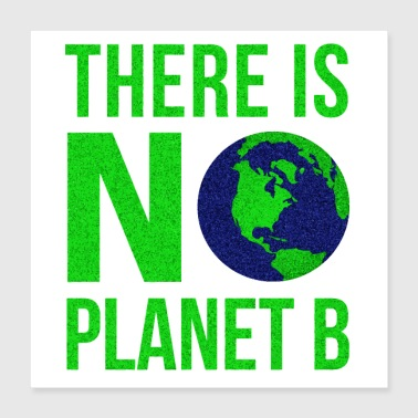 There Is No Planet B - Poster 16x16