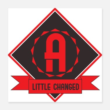 Change Is Good little changed - Poster