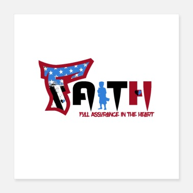 Genius Faith SNAP - Poster 16x16