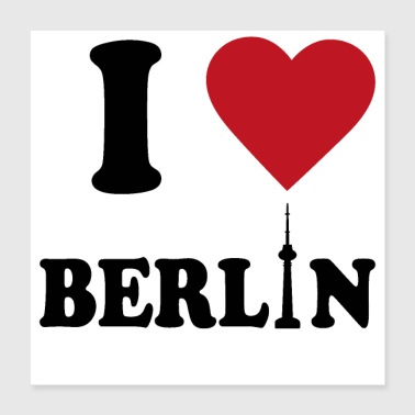 Shop Berlin Bear Wall Art Online Spreadshirt