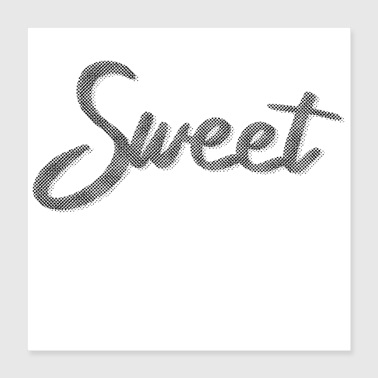 SWEET Dots - Poster 16x16