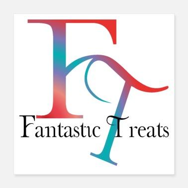 Candy Fantastic Treats Drinks-Snacks-Candies-Fruit - Poster 16x16