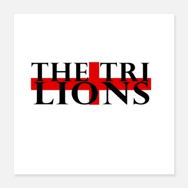 Russia The Three Lions - Poster 16x16