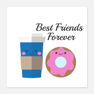 Best The Best Friends - Poster 16x16