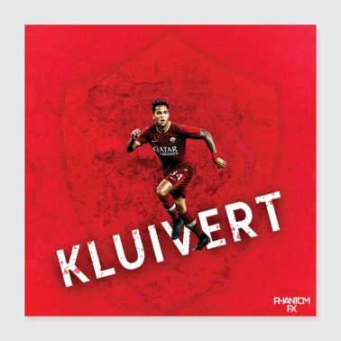 Justin Kluivert - Poster 16x16