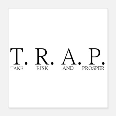 Old T.R.A.P - Poster
