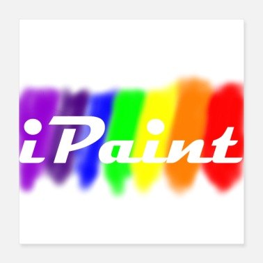 Painter iPaint - Poster 16x16