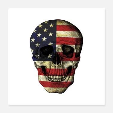 Patriot DIEHARD PATRIOT - Poster 16x16