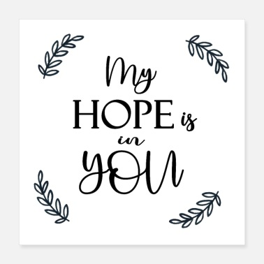 Bible my hope - Poster