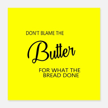 Thesis don t blame the butter murial - Poster
