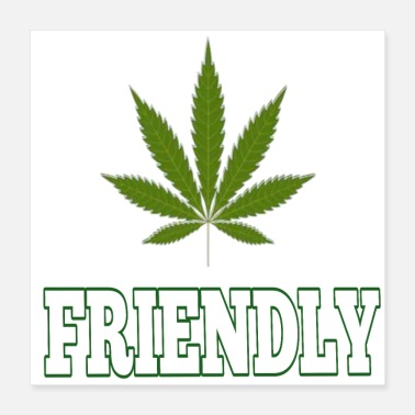 420 FRIENDLY - Poster
