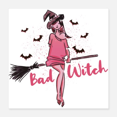 Witch Bad Witch - Poster