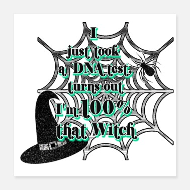 Wicca 100% that Witch Lizzo Inspired Art - Poster 16x16