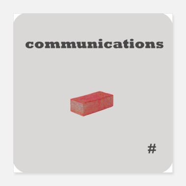 Community Communications - Poster