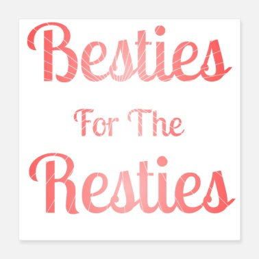 Daughter Best Friend Gifts, Mother and Daughter Shirts - Poster