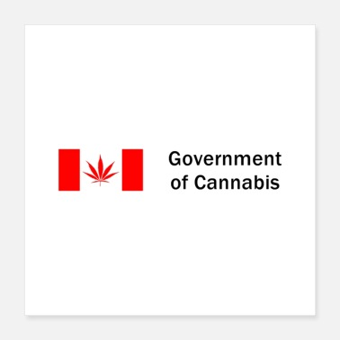 Government Government of Cannabis - Poster