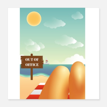 Out Out of Office - Poster