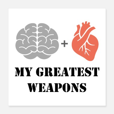 Wealthy My Greatest Weapons - Poster