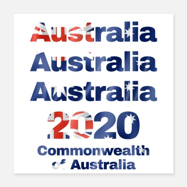 Travel to Australia 2020 - Poster