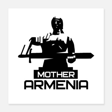 Armenia Mother Armenia - Poster