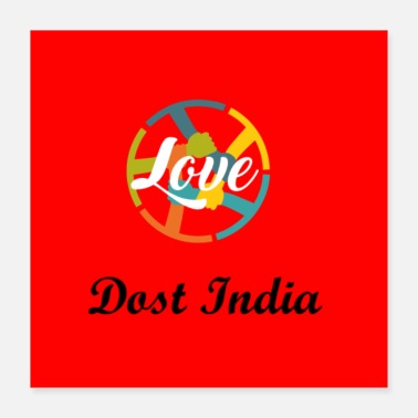 India DI Collection -DOST INDIA - Poster