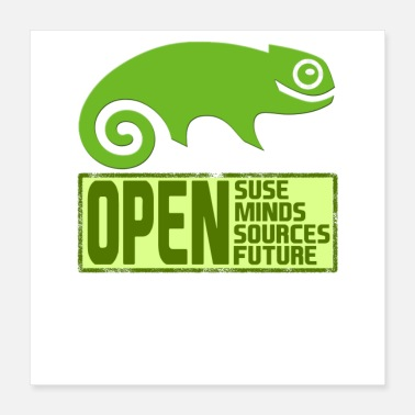 Open Open Suse - Poster