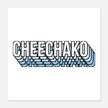 Dialect Cheechako - Poster