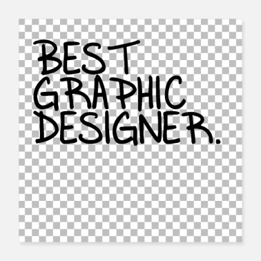 Graphic Design Funny Best Graphic Designer Graphic - Poster
