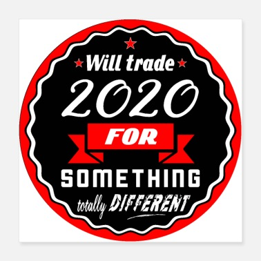 Sow Will trade 2020 for something totally different - Poster