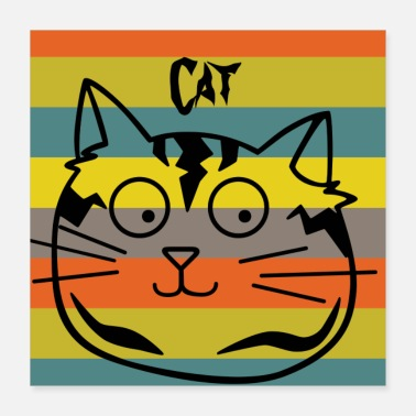 Funny Collection DI Collection -CAT - Poster