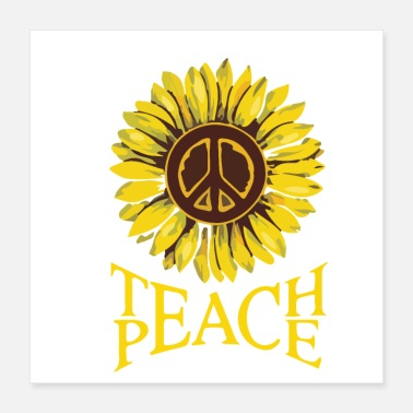 Training Teach peace best selling 2020 - Poster