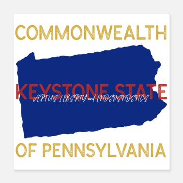 Commonwealth Commonwealth of Pennsylvania - Poster